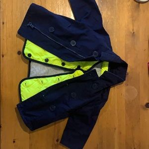Baby Gap kids jacket with removable vest